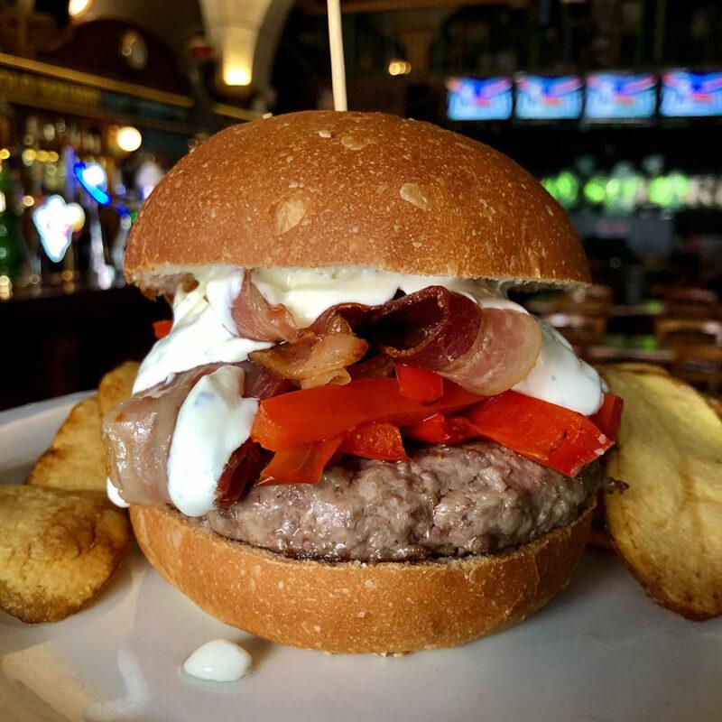 Daily burger #209