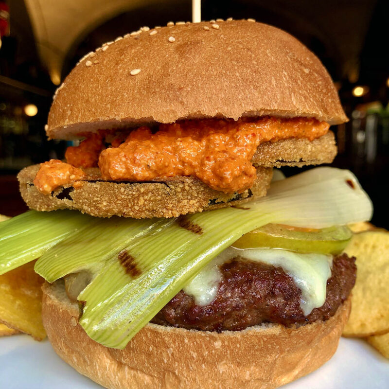 Daily burger #210