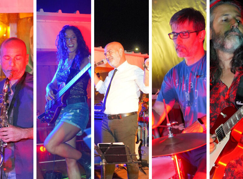 Gli RGBlues per un live pomeridiano all'Old Square