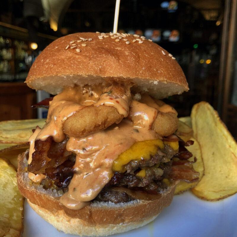Il Daily Burger #194 dell'Old Square