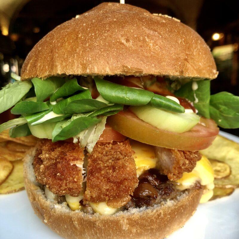 Il Daily Burger #195 dell'Old Square