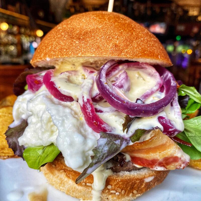Daily burger #222