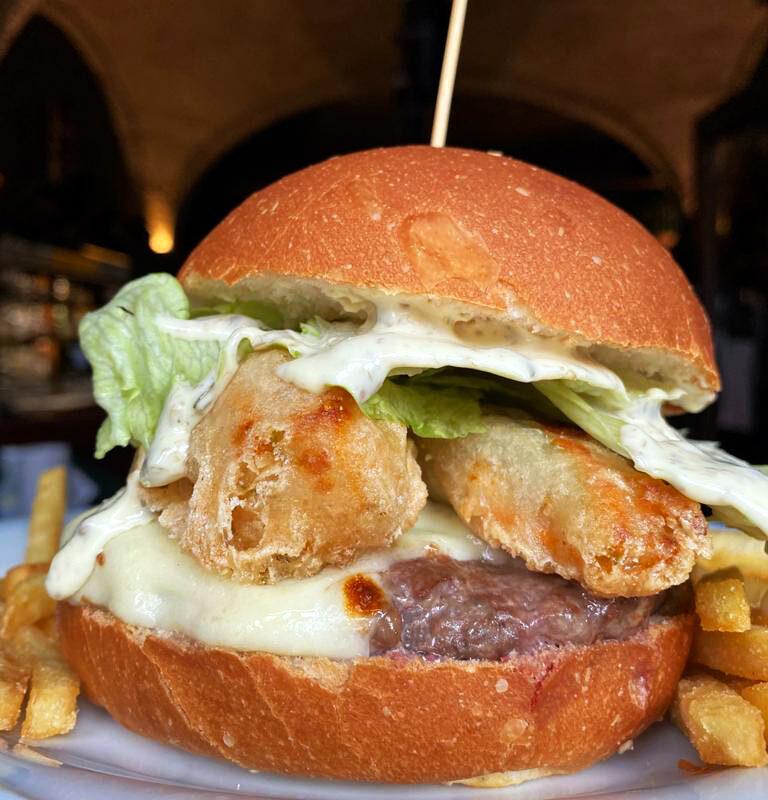 Daily burger #201