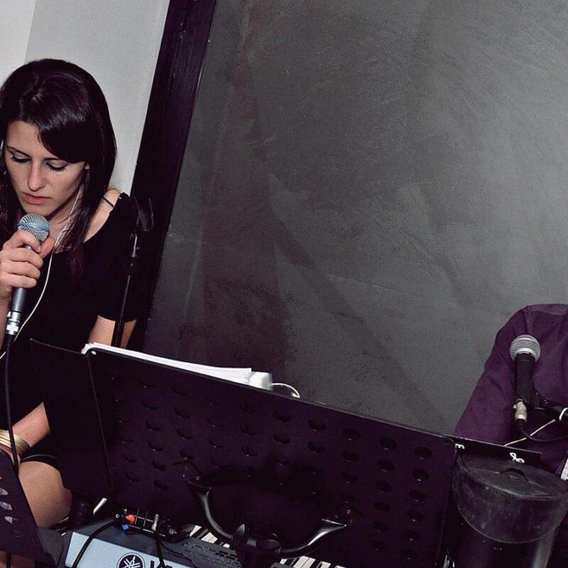 Alice Marras e Daniele Serpi