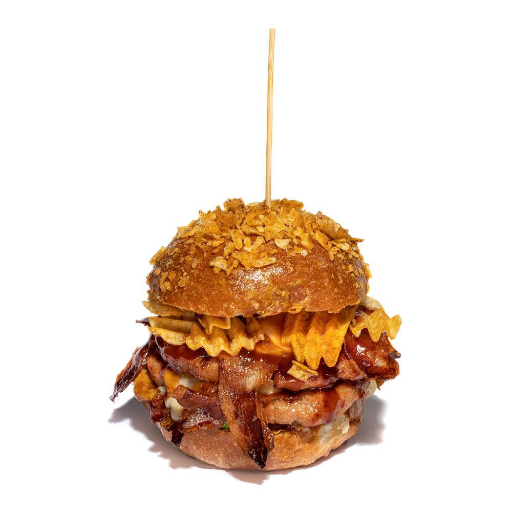 Lay's Burger