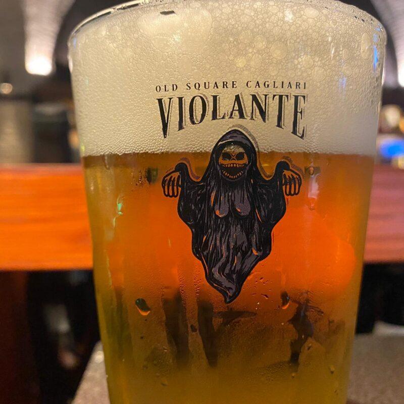 Violante, la birra con lo spirito dell'Old Square
